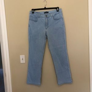 Lee Classic Fit Womens Jeans Size 14 Petite.